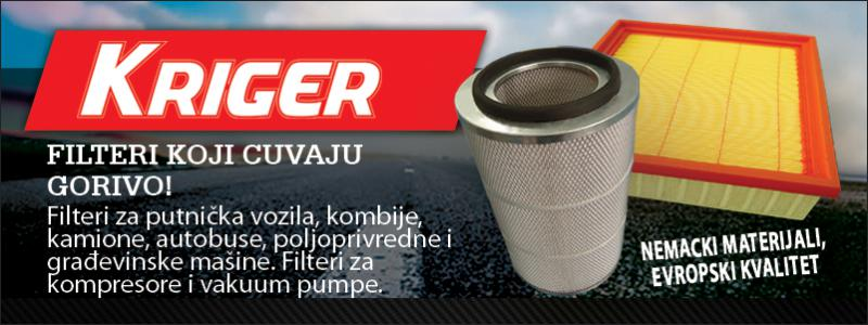 KRIGER Filters